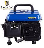 低雑音の650 950タイプ400W-700W携帯用ガソリン発電機