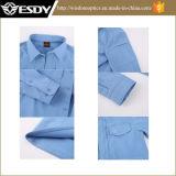 Тактическая Windproof водоустойчивая рубашка ватки Softshell теплая для напольного звероловства