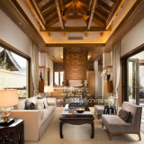 Mobilia moderna del sofà di legno solido di stile cinese dell'hotel