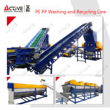 EP Bottle Waste Plastic Recycling and Washing Machine
