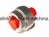 Atenuador de fibra óptica para dominado los sistemas de fibra óptica