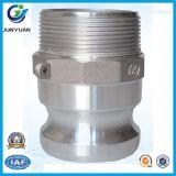 Camlock di alluminio che coppia parte adatta rapida E