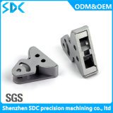 Componentes feitos à máquina precisão do certificado das peças sobresselentes da máquina do ODM do OEM/GV/CNC