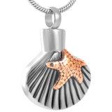 De HerdenkingsJuwelen van oceaan van de Overzeese Shell Crematie Grandmather van de Tegenhanger