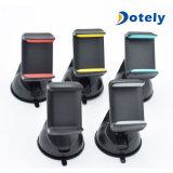Всеобщие держатели автомобиля лобового стекла мобильного телефона с стойками черни Multi-Угла регулируемыми