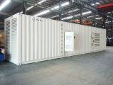 Industrieller 800kVA Cummins Generator mit schalldichtem Kabinendach des Behälter-20gp