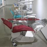 2つの歯科腰掛けが付いている歯科単位の歯科椅子Osa-A6600の良質の歯科椅子の歯科単位