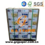 Pâte à papier vierge 80GSM 210x297mm blanc du papier A4 pour la fourniture de bureau