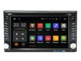 rádio de carro universal DVD do Android 6.2inch para sistema de navegação do GPS dos carros de Nissan o auto