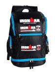 Мужчины Женщины спортивный рюкзак Ironman сумка для ноутбука