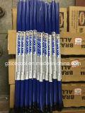 Revêtement de couleur bleu Flux Harris blocus alliages de brasage avec du silicone pour le cuivre et laiton