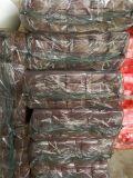 赤い帯電防止合成のプラスチック・バッグ