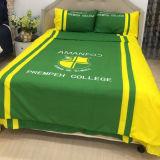 Китай поставщиком оптовых печать кровати дешевые две односпальных кровати листов для Колледж / Университет