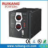 Qualitäts-Cer und ISO9001 anerkanntes Soem verwendeten in der Werkzeugmaschine 5000 Watt Wechselstrom-Spannungskonstanthalter-Leitwerk