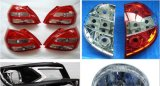 CNC AutomobielVerlichting die Delen PMMA machinaal bewerken
