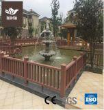 Jardín de Esgrima WPC pasamanos para piscina