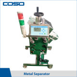 Pharmazeutische industrielle Schwerkraft-Fall-Metalltrennzeichen-Maschine