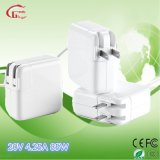 Wechselstrom-Adapter-Aufladeeinheit A1424 MacBook 85W Magsafe2