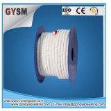 Corda Braided 100% di /Square della corda rotonda della fibra di ceramica del Virgin