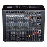 Monitor de nivel de efecto de cinco bandas Mezclador de Audio Profesional