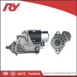 motore del motore di 24V 4.5kw 11t 128000-8064 Isuzu
