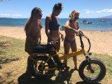 """جديدة 20 """" إطار العجلة قوسيّة سمين دراجة كهربائيّة مع [48ف] [500و]"""