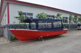 Boot van de Motor van de Schepen van Liya 25feet Japan de Tweeling