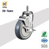 prix d'usine Roulette industrielle de frein