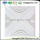Горячий продавать в форме вилки Накрест алюминиевый декоративный потолок