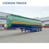 De gloednieuwe Aanhangwagen van de Tanker van de Kogel van 3 LPG van de As 46m3 voor Filippijnen