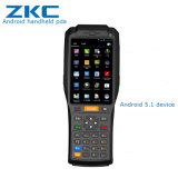 人間の特徴をもつWiFiの無線データ収集装置手持ち型PDA Zkc3506
