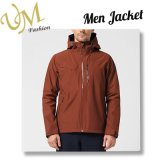 Water&Windの証拠の冬のコートの屋外のジャケットの中国の衣類の工場のファスナーを締めなさい