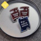 Kundenspezifisches Militärmetallpin-Abzeichen für Verkauf