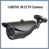 Het toezicht 1200tvl IRL bevestigde de OpenluchtCamera van de Veiligheid van de Kogel van kabeltelevisie Waterdichte (W10)