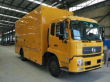 générateur électrique portatif d'utilisation de la terre de moteur diesel de Shangchai du générateur 100kw/125kVA