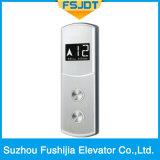 Ascenseur luxueux de passager avec Floo de marbre