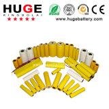 AA 1.2V 800mAh batería de Ni-CD