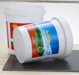 Calor Tranfer para o balde da pintura da impressão
