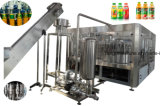 Voltooid Automatisch Huisdier Gebotteld Water 3 van de Reeks het Bottelen van het Water van in-1 Eenheid het Zuivere Vullende Project van de Lijn van Machines