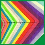 Telas não tecidas de Qunlity PP da fonte de Wenzhou Hengji boas com preço razoável