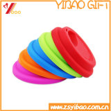 Colore viola del coperchio della tazza di caffè del commestibile del silicone (XY-FL-175)