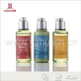 Botella cosmética del embalaje del champú del hotel de la botella 50ml 100ml 150ml 200ml China del animal doméstico, champú del animal doméstico