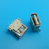 Оптовый прямой/вертикальный разъем USB раковины утюга