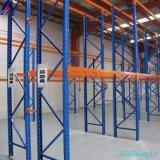 Puder-überzogener Hochleistungslager-Speicher-vorgewählte Ladeplatten-Stahlzahnstange