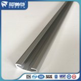 Perfil de alumínio da alta qualidade 6063t5 do OEM para o trilho da trilha da cortina