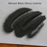 Schwarzes/grünes Silikon-Karbid für Poliermittel u. feuerfestes Material