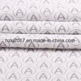 Simile tessuto del materasso del poliestere con i reticoli lavorati a maglia jacquard