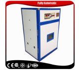 Dernière petite automatique en alliage aluminium 264 oeufs d'Autruche incubateur de l'équipement