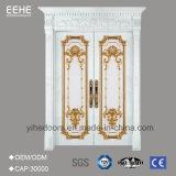 Конструкции двойной двери деревянного свода главным образом