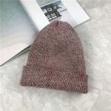 熱い販売さまざまなカラー冬の帽子の女性の帽子の帽子